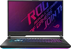CUK ROG Strix G17 by ASUS 17 inch Gaming Laptop (Intel Core i7, 64GB RAM, 2TB NVMe SSD, NVIDIA GeForce RTX 2070 8GB, 17.3