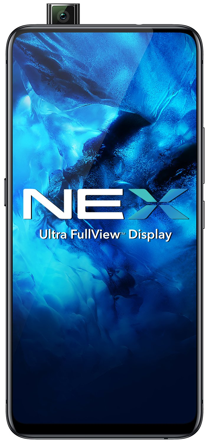 Vivo NEX S 1805, HK Version, 128GB/8GB, Black