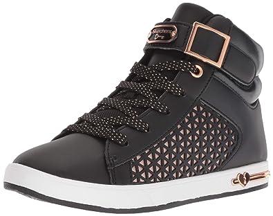 Skechers Kids' Shoutouts Edgy Glam Sneaker