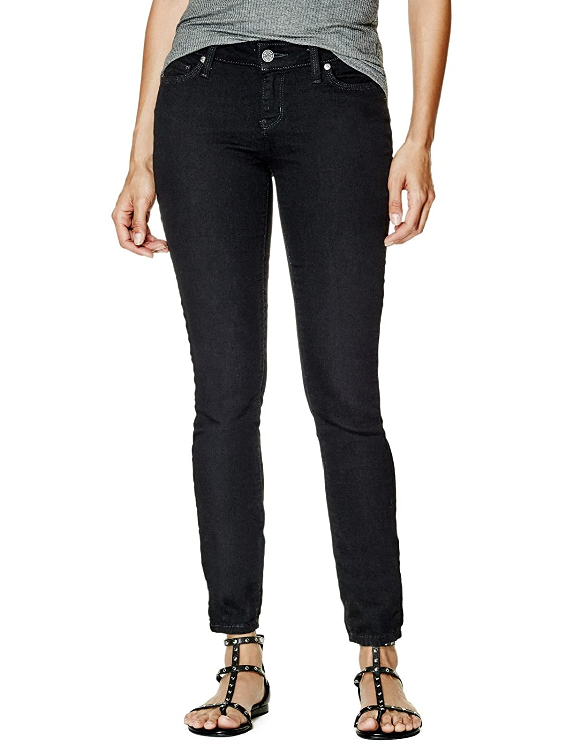 Guess Factory Women's Sienna Curvy Skinny Jeans GuessFactory
