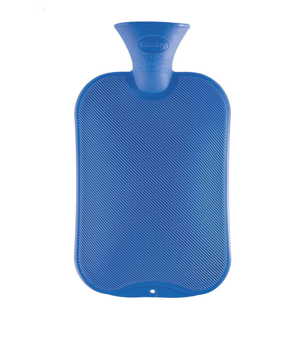 Amazon.com: Fashy Hot Water Bottle Classic Assorted Colors - Made in ...