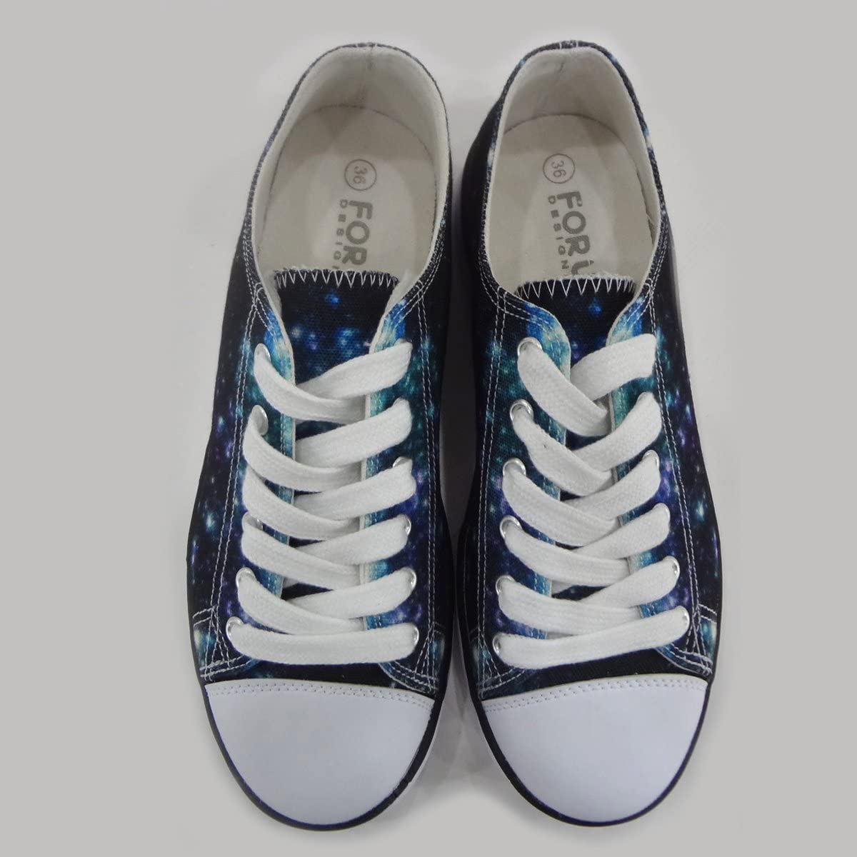 Freewander Stylish Low Top Sneaker Shoes for Teens Girls