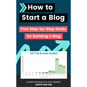 How to Start a Blog - Free Step-by-Step Beginners Guide to Building a Blog for Those Interested in Making Money and…