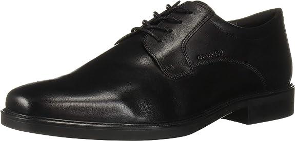 TALLA 46 EU. Geox BRANDOLF U844VC Hombre Zapatos de Cordones,Calzado de Negocios,varón Calzado,Cordones,cordón Derby,del Zapato del Negocio,Zapatos de la Oficina