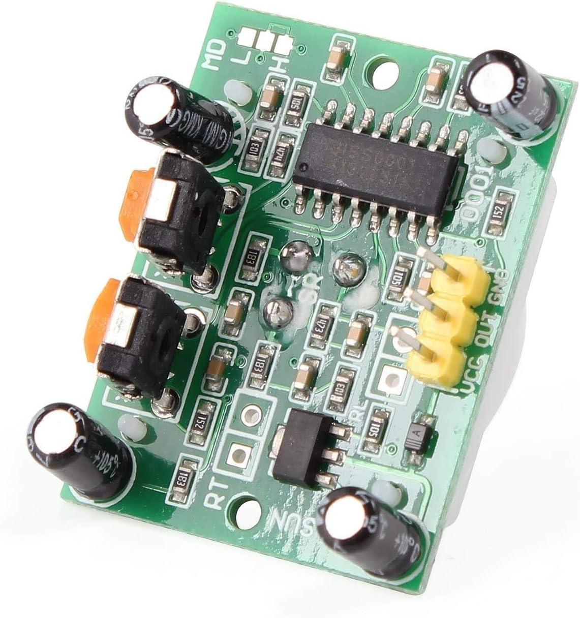 Movilideas Detector de Movimiento 5 Unidades M/ódulo Sensor de Movimiento PIR HC-SR501 con Salida Digital Sensor por Infrarrojos