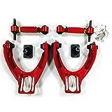 4PC Front & Upper Racing Suspension Steel