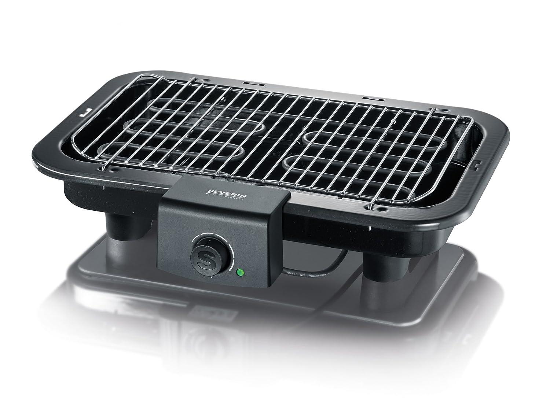 Severin Elektrogrill 2500 Watt : Barbecue grill ca. 2500 w temperaturregler maße der grillfläche