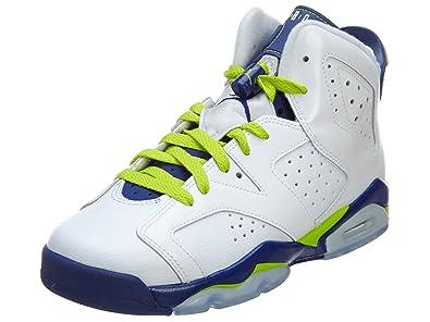Air Jordan 6 Retro (Gs) Big Kids Style: 543390-108 Size: