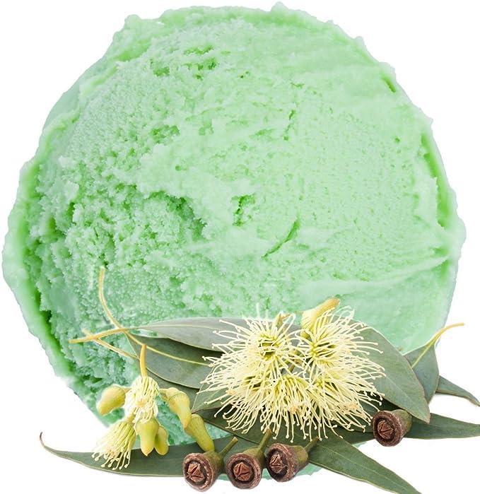 Eucalyptus sabor polvo de hielo en polvo de hielo suave 1 kg ...