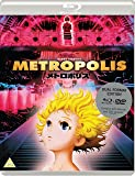 OSAMU TEZUKAS METROPOLIS (Standard Dual-Format Edition) [Blu-ray]