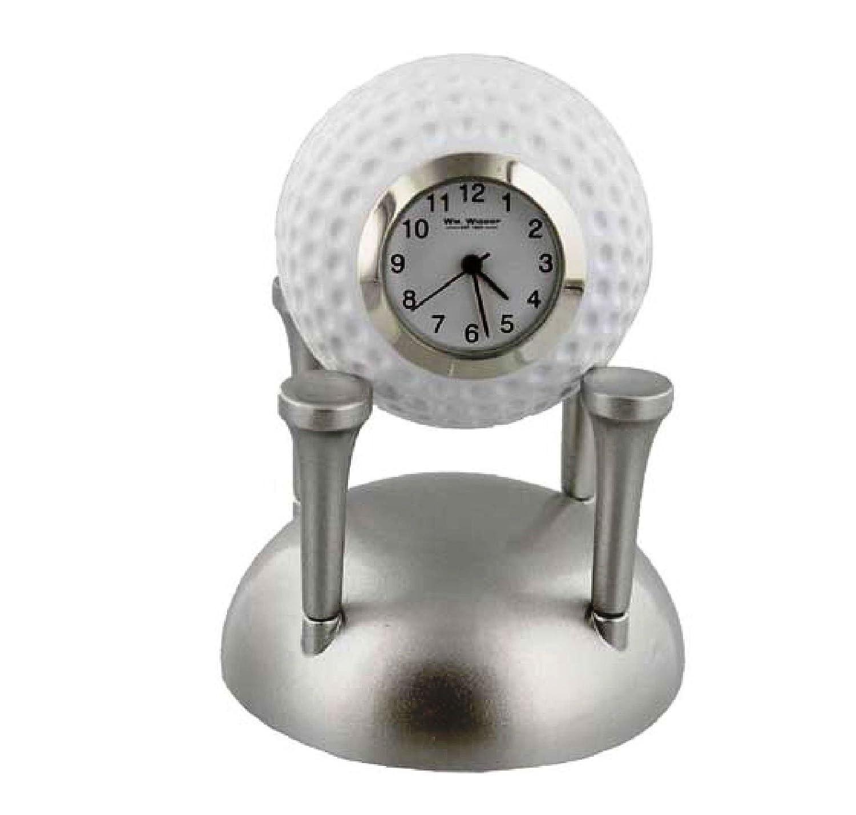 CEBEGO Golf mesa joyas con Golf y palos de golf, regalos ...