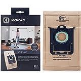 Genuine Electrolux S-Bag Classic Vacuum Bag, Set of 10 Bags