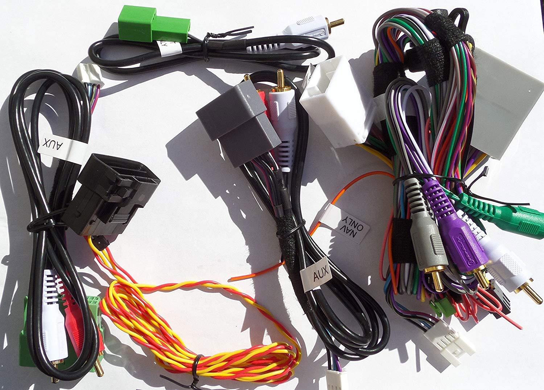 Arnés de sustitución de radio iDatalink Maestro HRN-RR-HO1, para ...