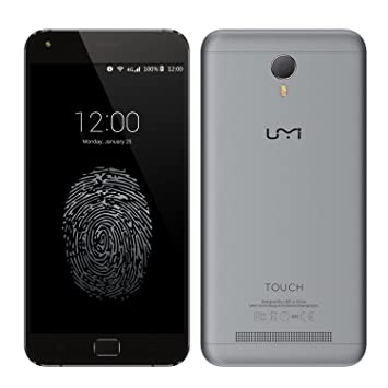 NEWEST Android 6.0 UMi Touch Sim-free Unlocked Smartphone 4000mAh ...