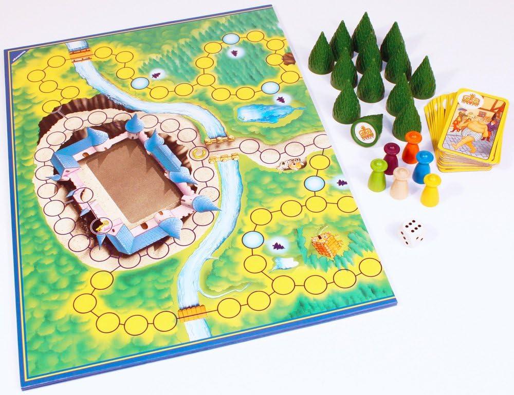 Ravensburger - Juego de Tablero, 6 Jugadores (11483) (versión en inglés): Amazon.es: Juguetes y juegos