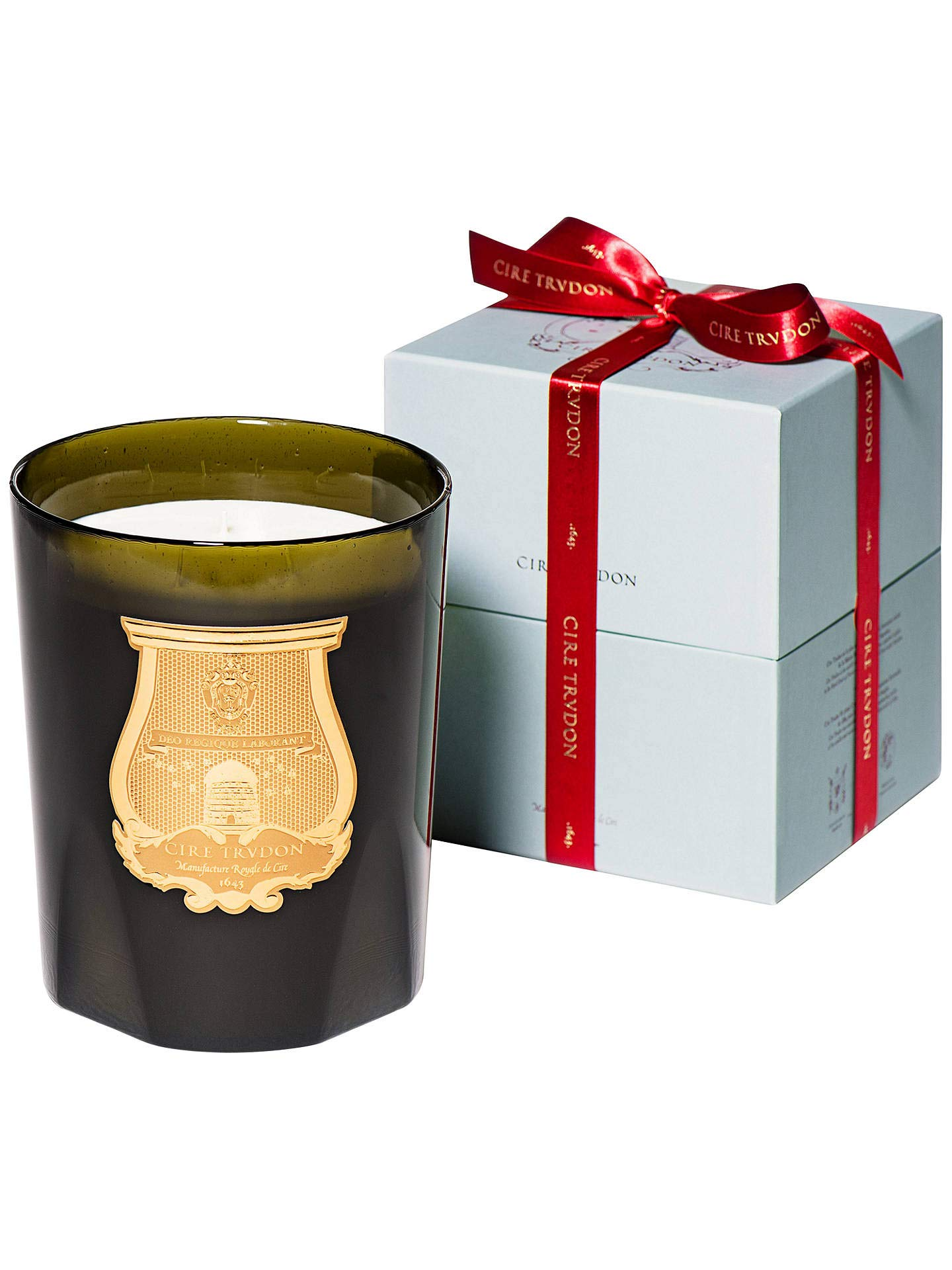 Cire Trudon ERNESTO Great Candle