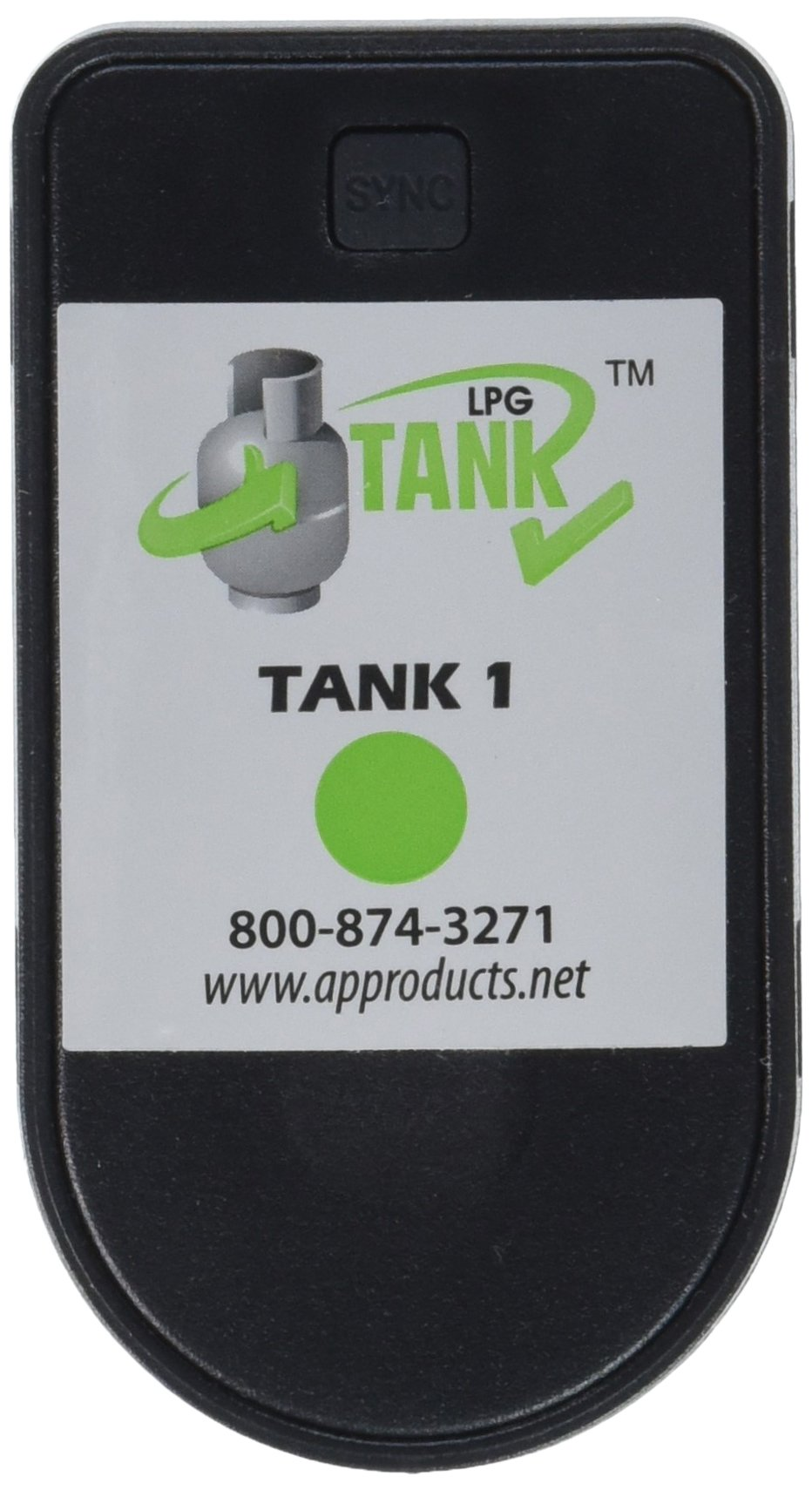 AP Products 024-1001 Propane Tank Gas Level Indicator by AP Products