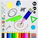 4 pics 1 cartoon kids app - Pen Paint Sketch Draw