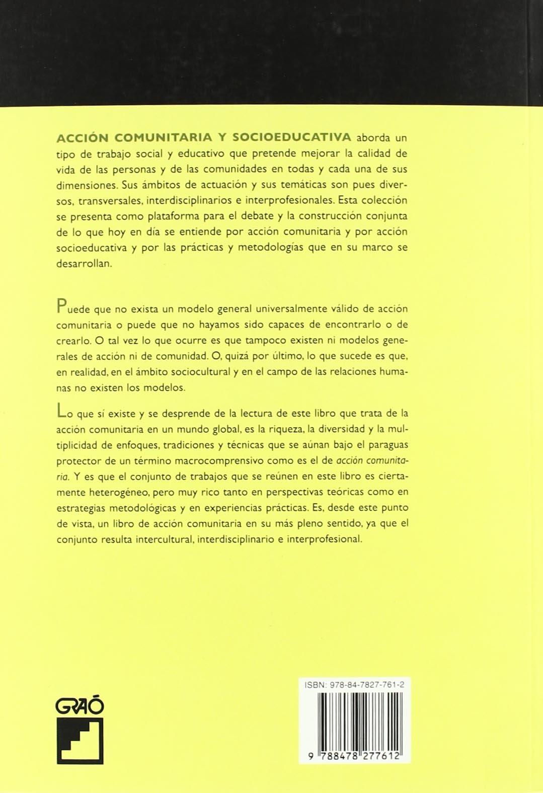 ... Estados Unidos de América y Brasil (Spanish Edition): Xavier Úcar, Tânia Baraúna, Barry Checkoway, Melvin Delgado, Edmundo de Drummond Alves Jr., ...