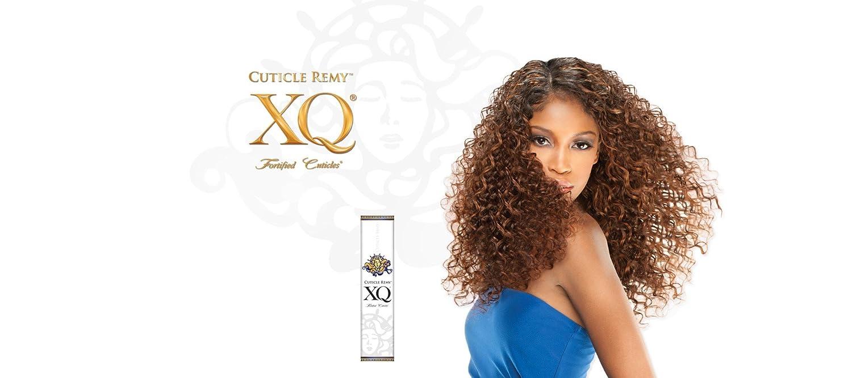 Amazon Cuticle Remy Xq Human Hair Weave Beach Curl 18 1b