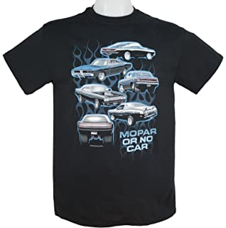 19c386590 Plymouth Barracuda, Road Runner, Duster & Dodge Charger Muscle cars - T- Shirt