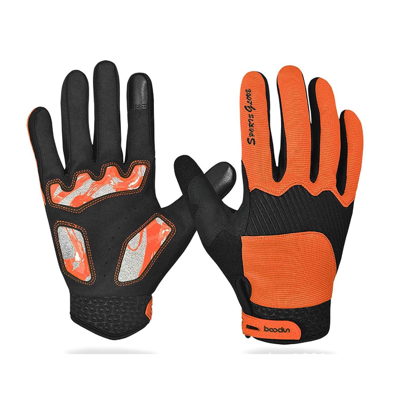 Adisaer Wischen Sie Warme Finger Handschuhe Rutschfesten Handschuhen Handschuhe Griffs Vollen Fingers Lang Größe