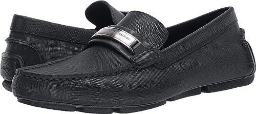 wholesale price best price factory price Amazon.com | Calvin Klein Merle Dark Navy 13 | Loafers & Slip-Ons