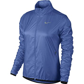 Nike Womens Golf Jacket - Nike Lightweight 2.0 Chalk Blue/Metallic Silver N41v3831