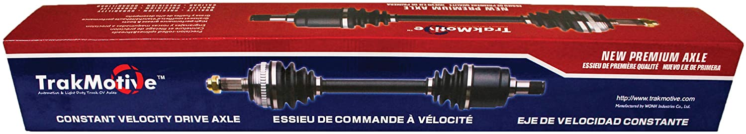 TrakMotive SB-8079 CV Axle