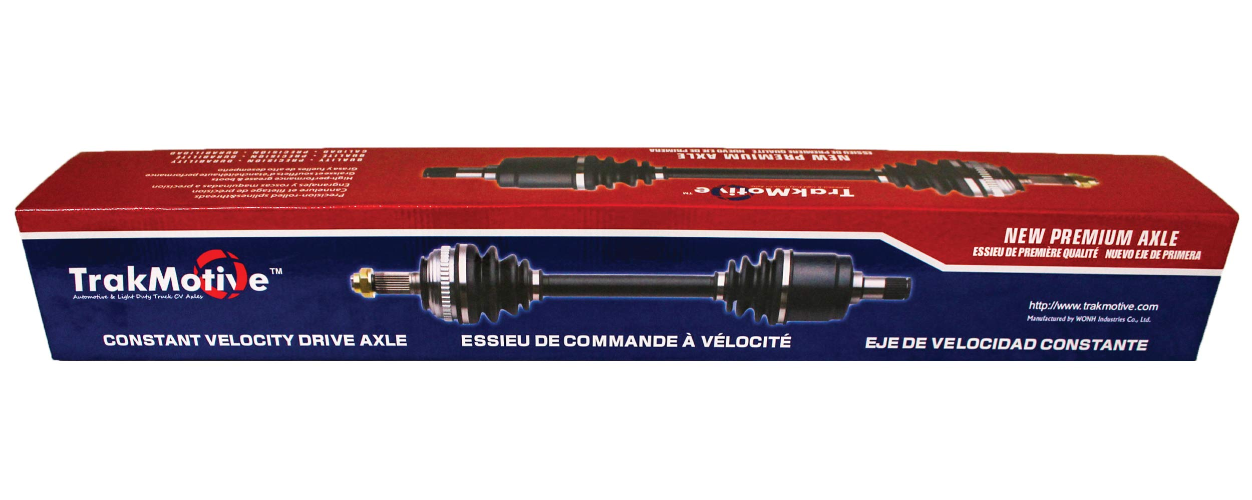 SurTrack TO-8150 CV Axle Shaft