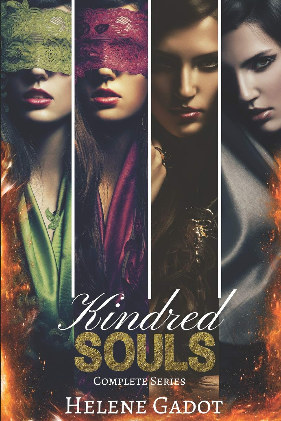 Kindred Souls Complete Series: Books 1-4: Amazon.es: Helene ...