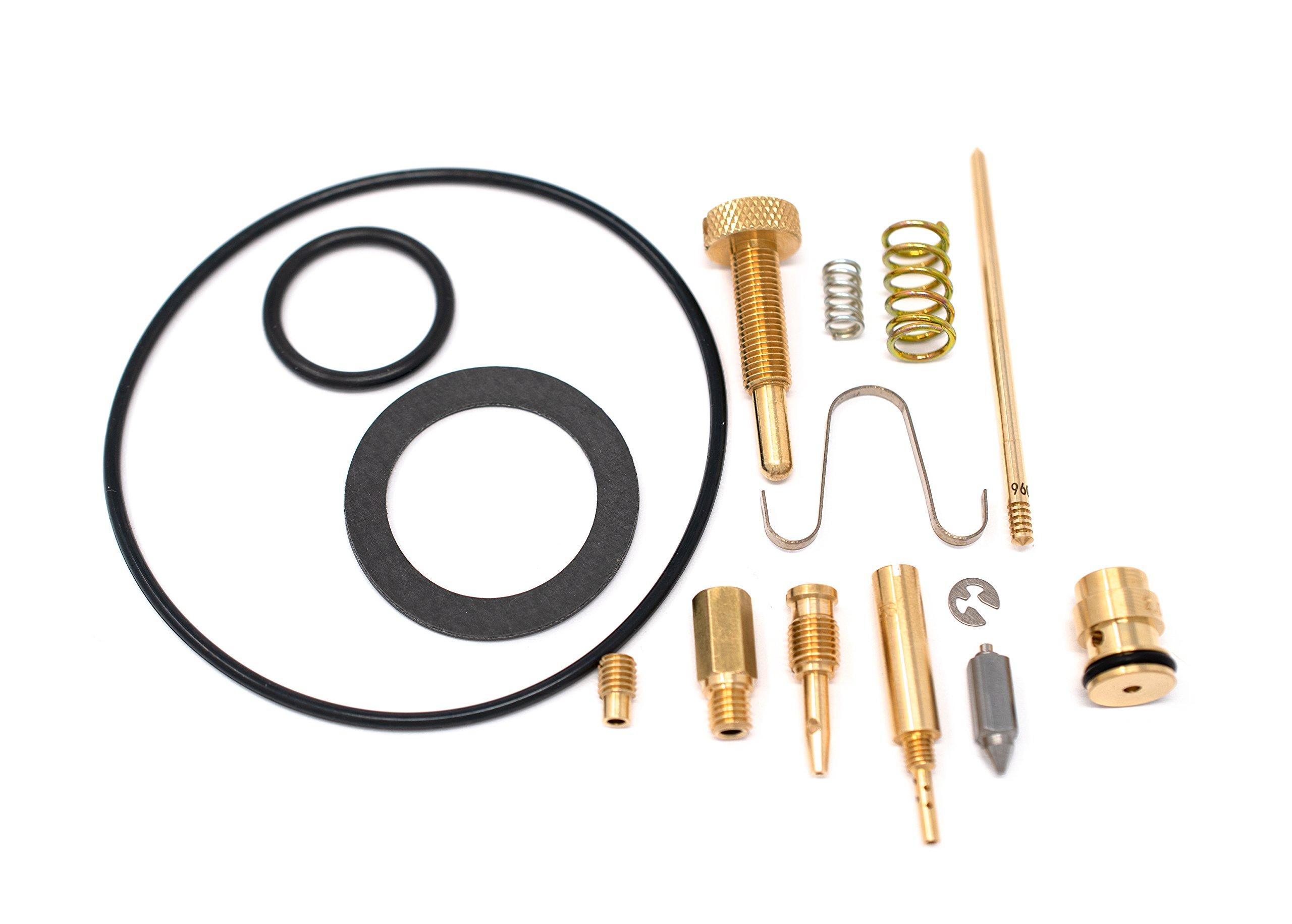 DP 0101-001 Carburetor Rebuild Kit - Fits Honda - FL250 Odyssey FL 250 Carb - See Models/Years In Details - Repair Parts