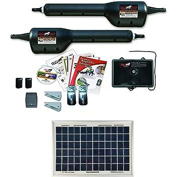Amazon Com Mighty Mule Mm262 Solar Package Light Duty