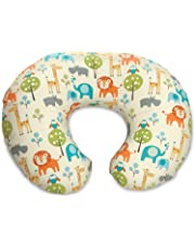 Boppy Nursing Pillow and Positioner - Peaceful Jungle,