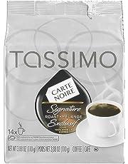 Tassimo Carte Noire Signature Roast Coffee Single Serve T-Discs, 14 T-Discs