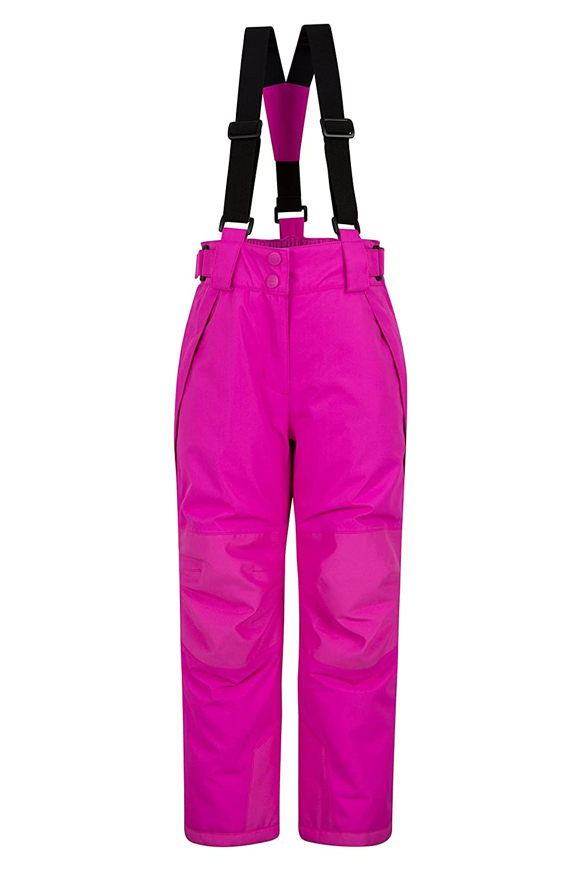 Mountain Warehouse Falcon Extreme Kids Ski Pants -Warm Kids Trousers
