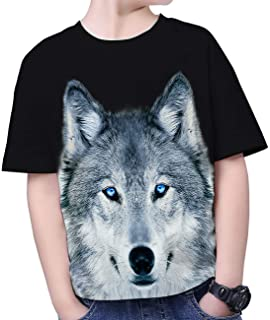 Boy Girl Child Sizes NEW Find 12 Wolves Kids T-Shirt from The Mountain
