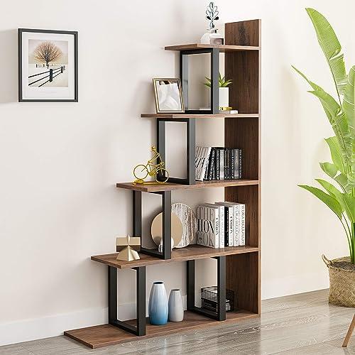 YITAHOME 5-Tier Bookshelf
