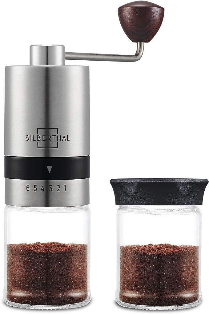 SILBERTHAL Molinillo de café manual | Molinillo de café ...
