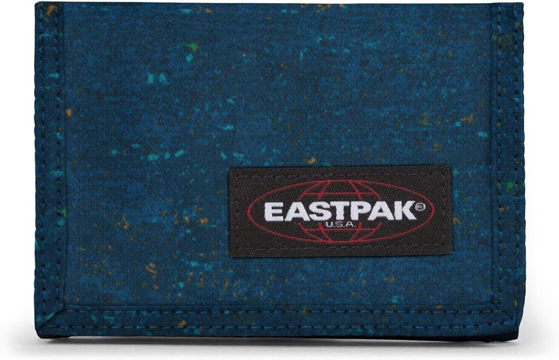 9.5 cm x 13.5 cm Eastpak Crew Single Geldb/örse Schwarz Black