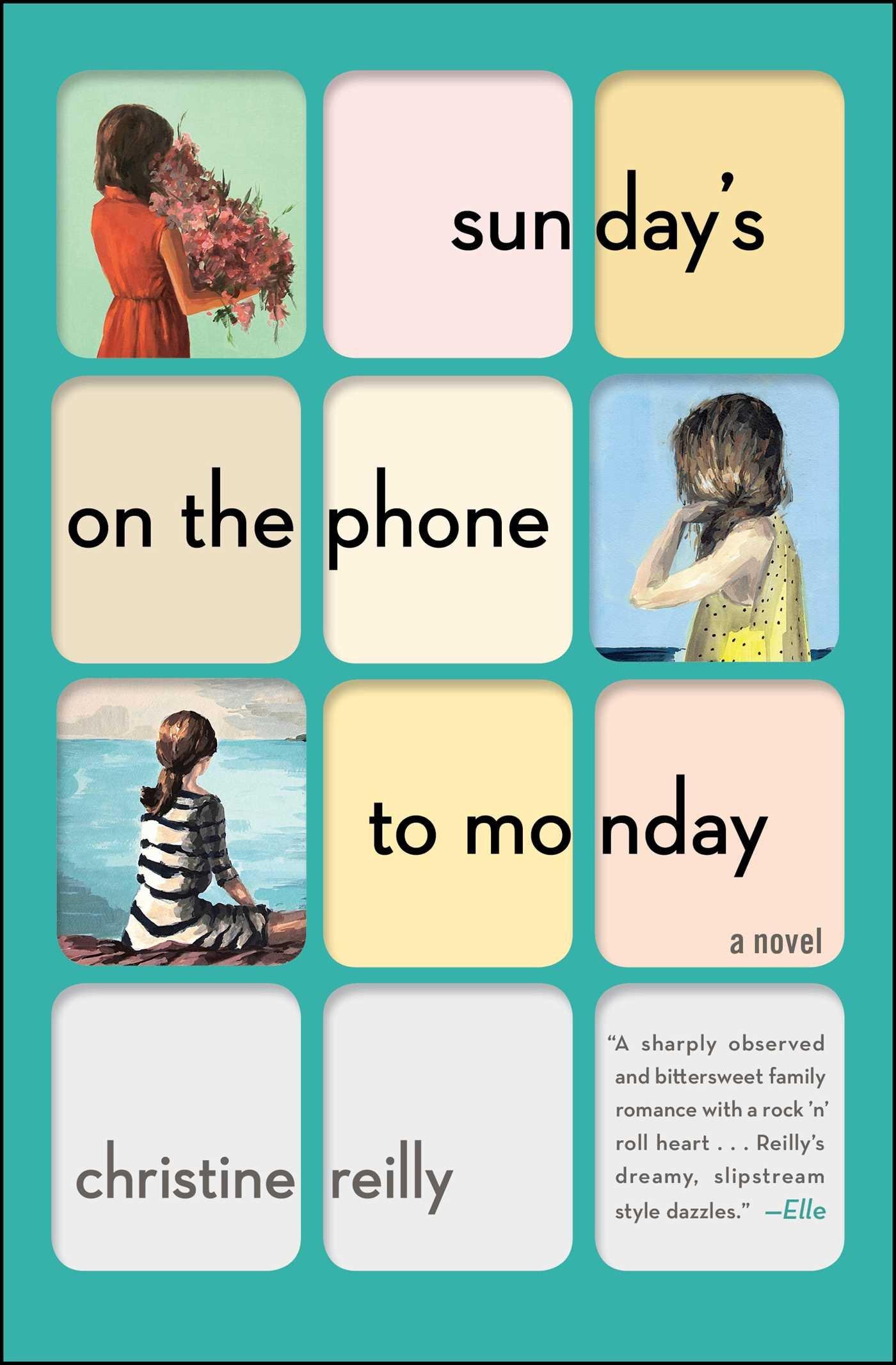 Sunday's on the Phone to Monday: A Novel PDF
