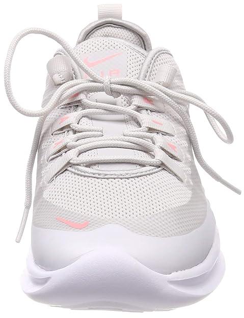 Nike Women's WMNS Air Max Axis, VAST GreyOracle Pink, 6.5 US