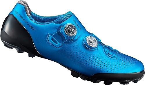 Shimano SH-XC901 - Zapatillas Hombre - Azul 2019: Amazon.es: Zapatos y complementos