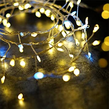 Amazon 400 led cluster string lights copper wire outdoor 400 led cluster string lights copper wire outdoor party fairy string lights summer night lights aloadofball Gallery