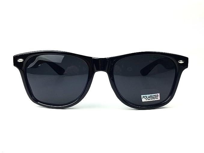 ae4d02106ce Amazon.com  Goson Polarized Retro Classic Sunglasses - Unisex