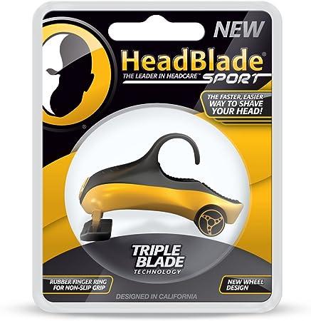 HeadBlade New Sport - Afeitadora deportiva mejorada para la cabeza ...