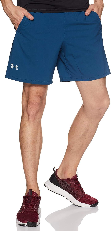 Under Armour UA Launch Sw 7 Short Pantal/ón Corto Hombre