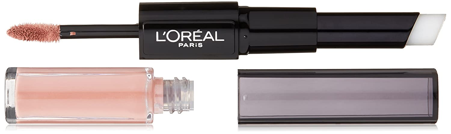 L'Oreal Paris Infallible Pro-Last Lip Color, Rose Tattoo [101] 0.17 oz