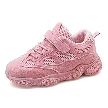 Amazon.com: BIG LION Sneakers Childrens Running Shoes Mesh ...