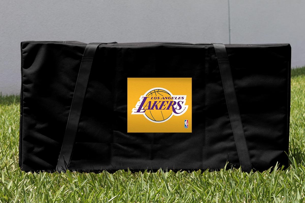 Victory Tailgate Los Angeles LA Lakers NBA Cornhole Carrying Case